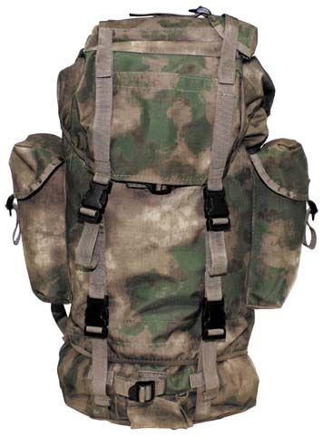 zöld terep hátizsák