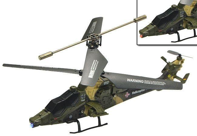 Tiger Uht Katonai Helikopter