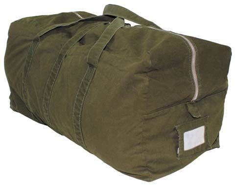 használt katonai táska
