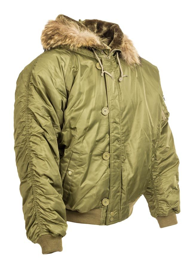 katonai repülős kabát