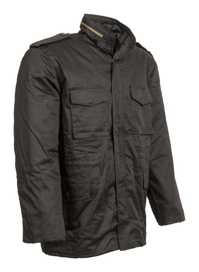 fekete kabát