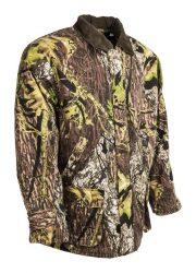 vadász kabát tölgyfaterep