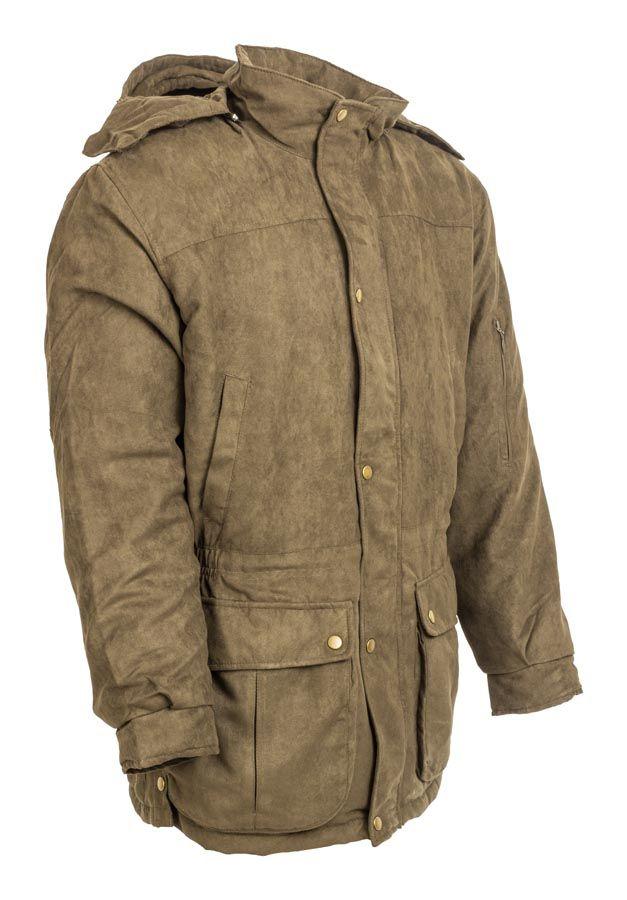 mikroszálas vadász Kabát
