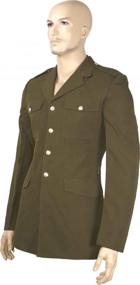 tiszti katona kabát