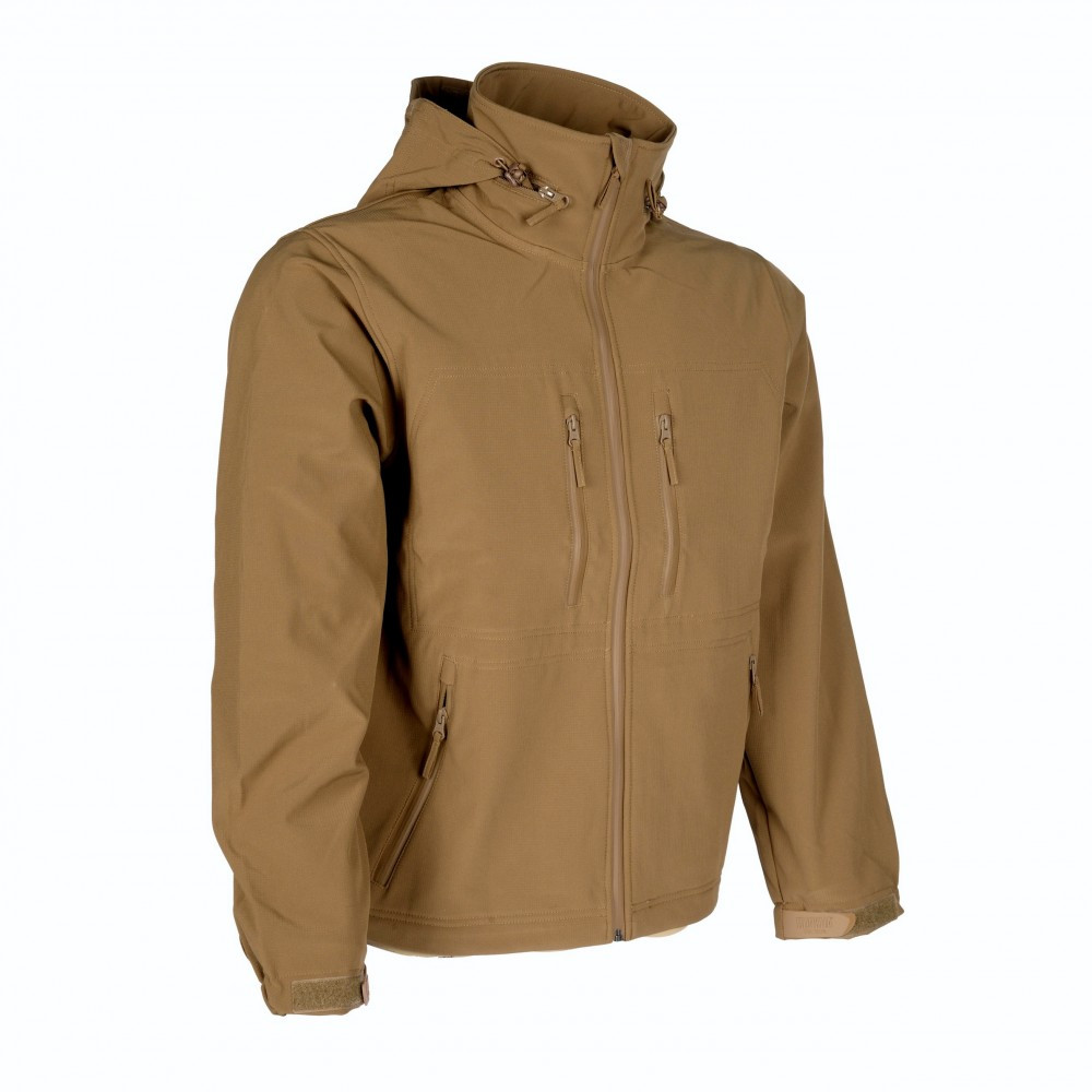 outdoor softshell gurkha pulóver