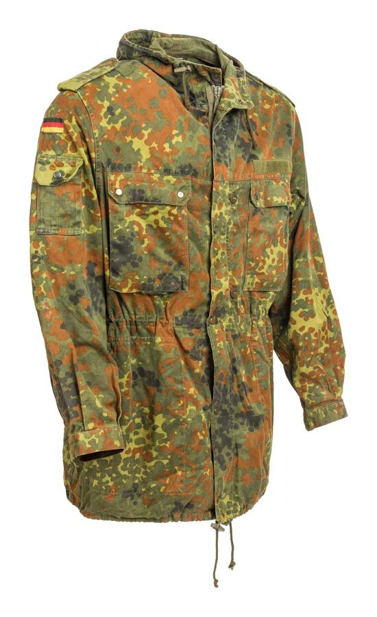 német katonai kabát