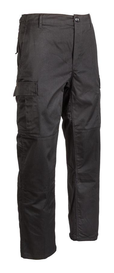 fekete bdu nadrág