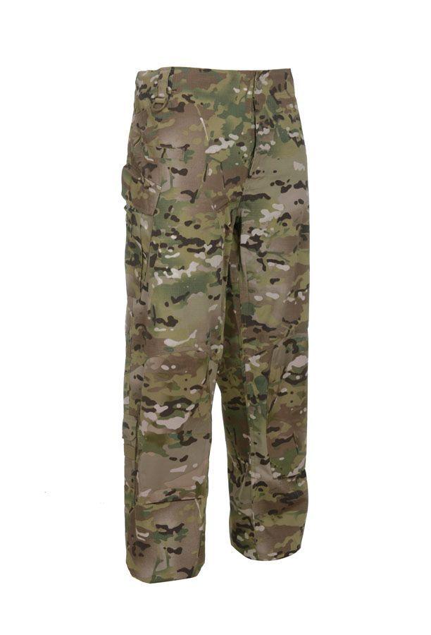 Multicam gyakorló nadrág