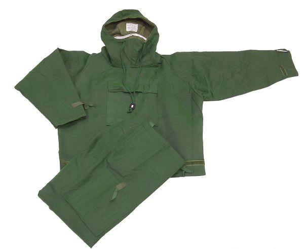 vegyvédelmi ruha