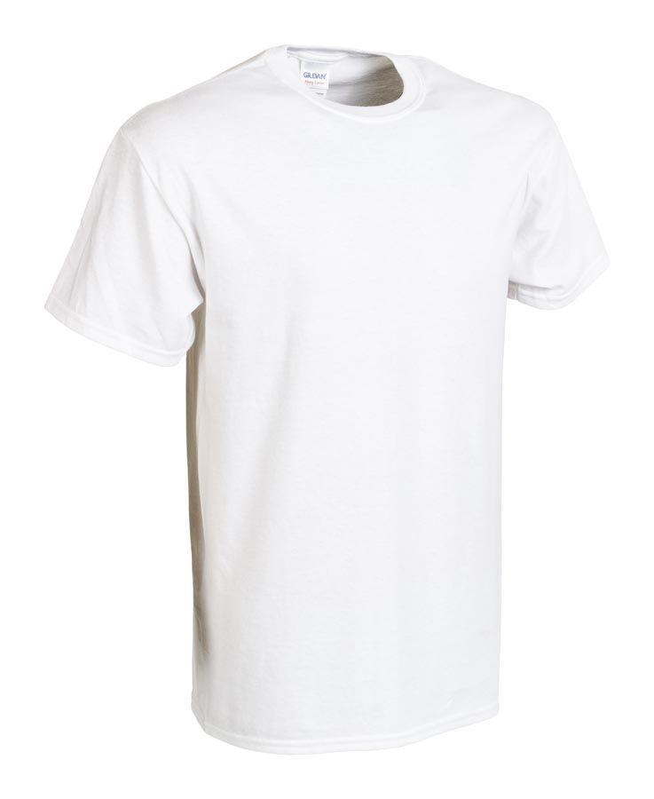 olcsó fehér pamut póló