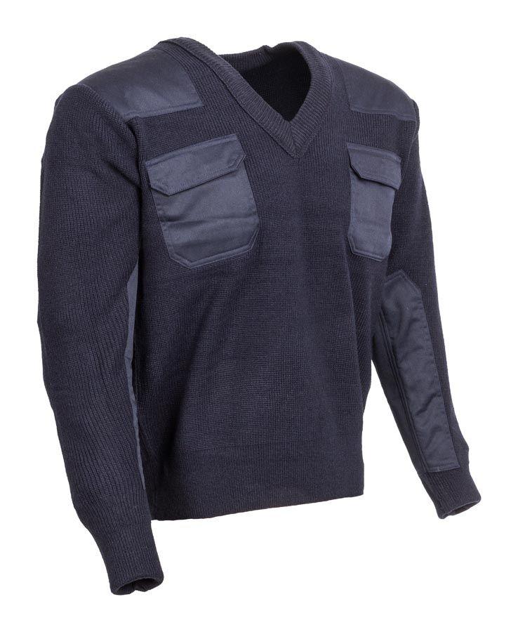 Férfi kötött pulóver