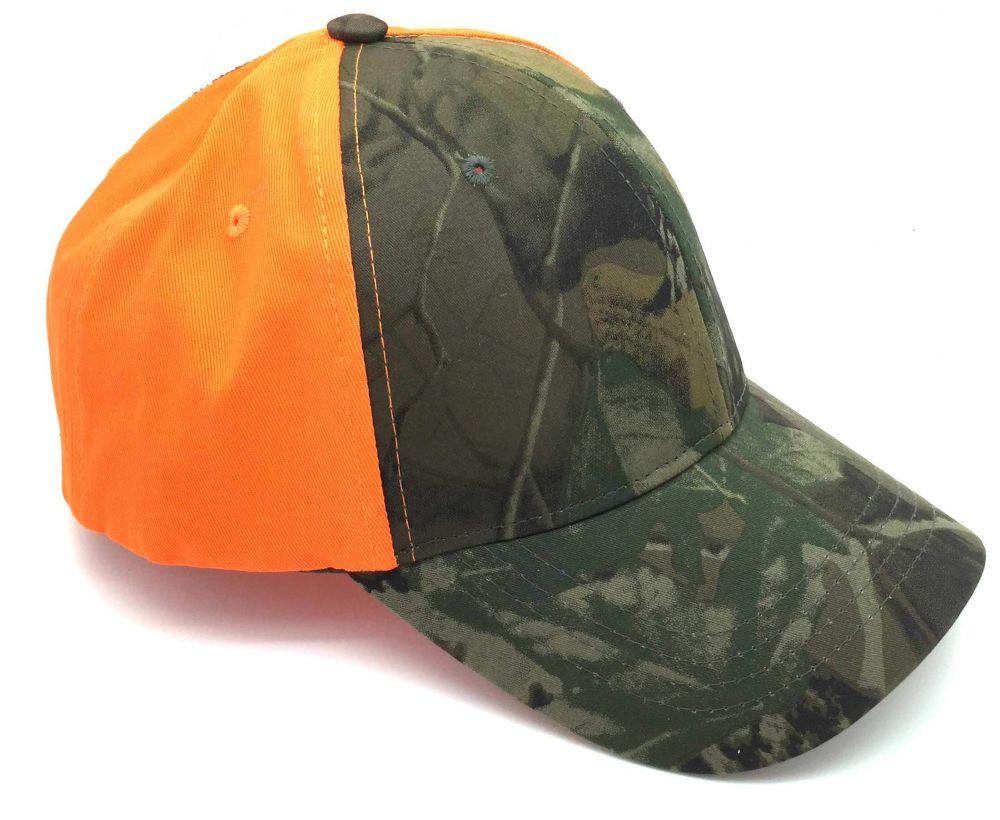 terepmintás-narancs vadász sapka