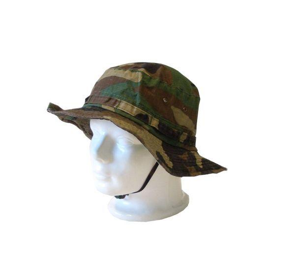 nyári terepmintás kalap