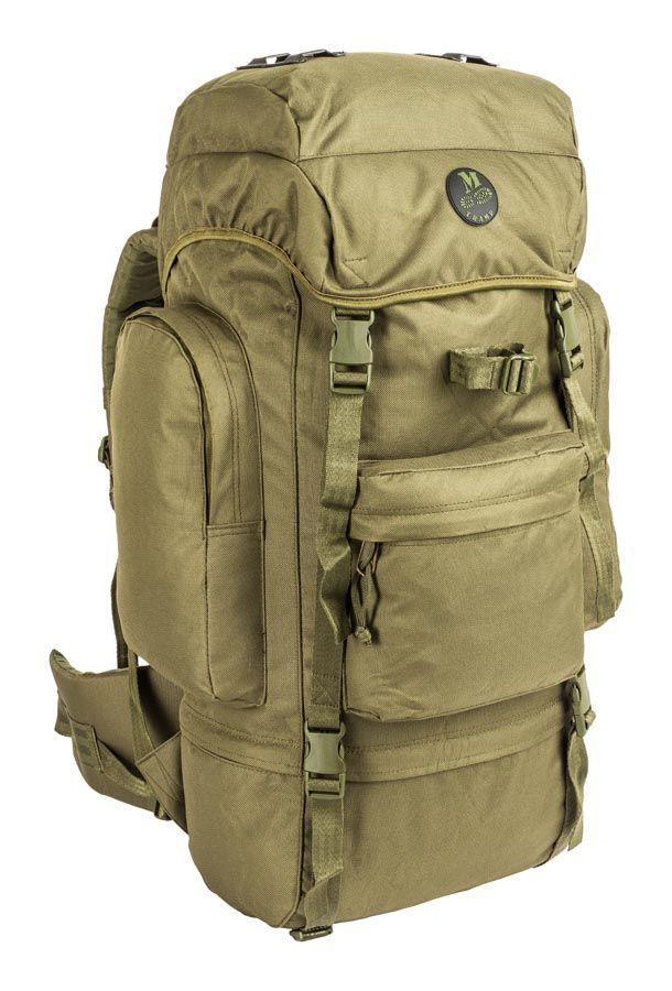 Csővázas hátizsák 65 L