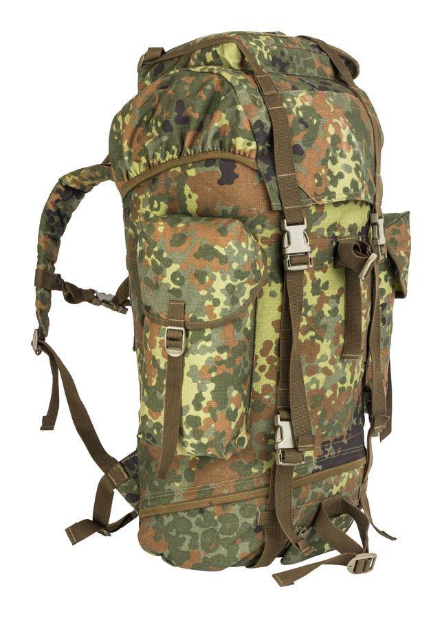 eredeti bundeswehr katonai hátizsák