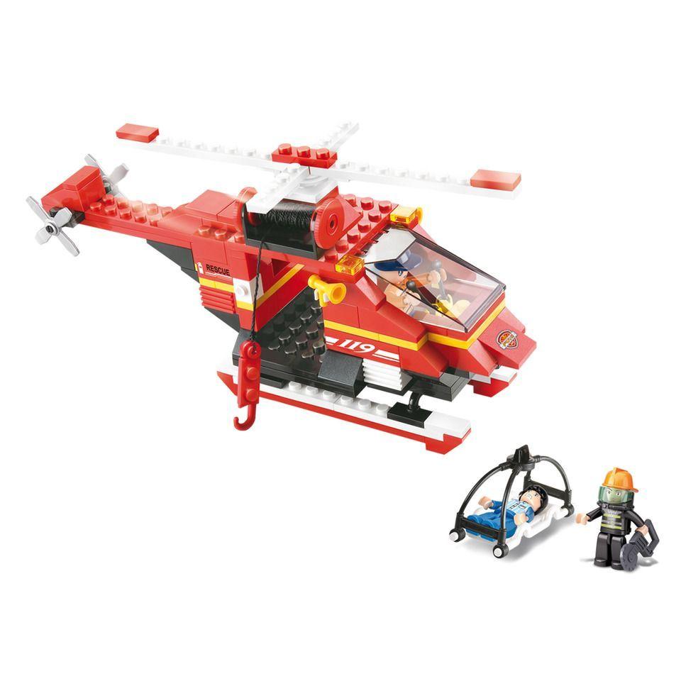 Tűzoltósági-Mentőhelikopter
