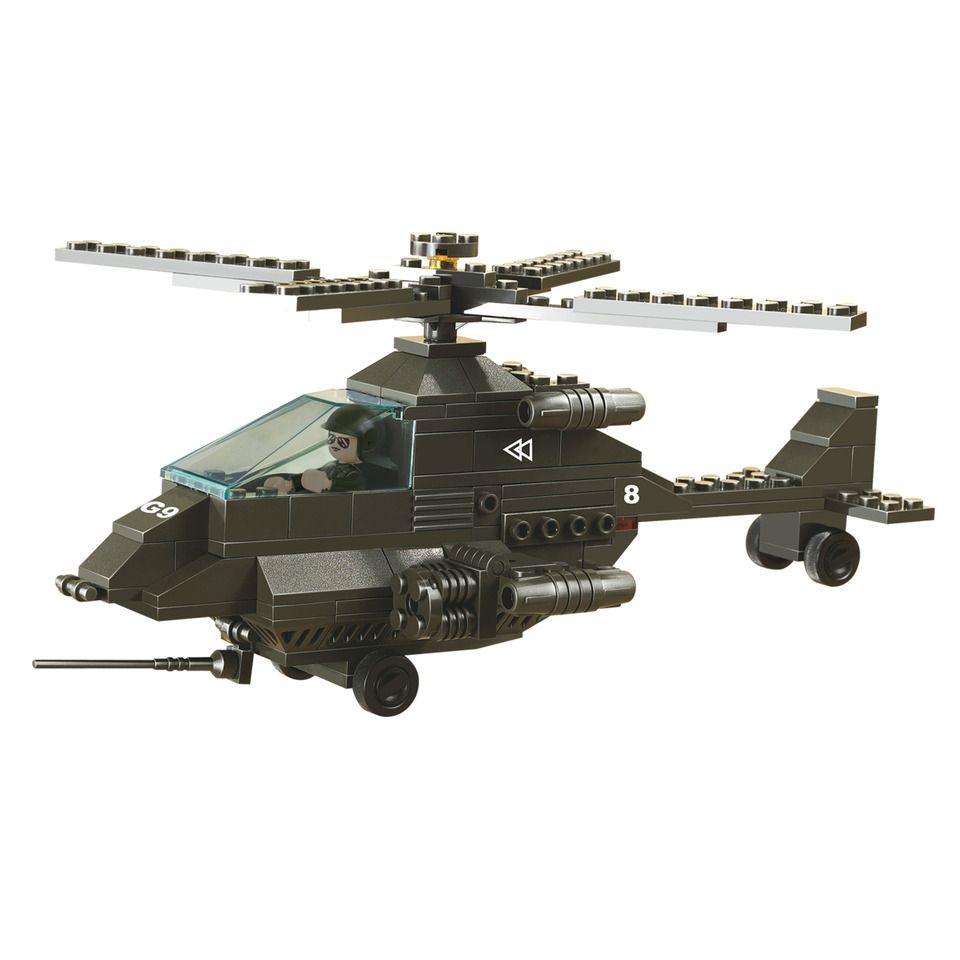 Cobra katonai helikopter