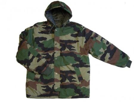 Terepmintás kabátok
