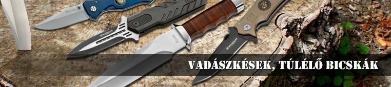 vadász kés,túlélő bicska