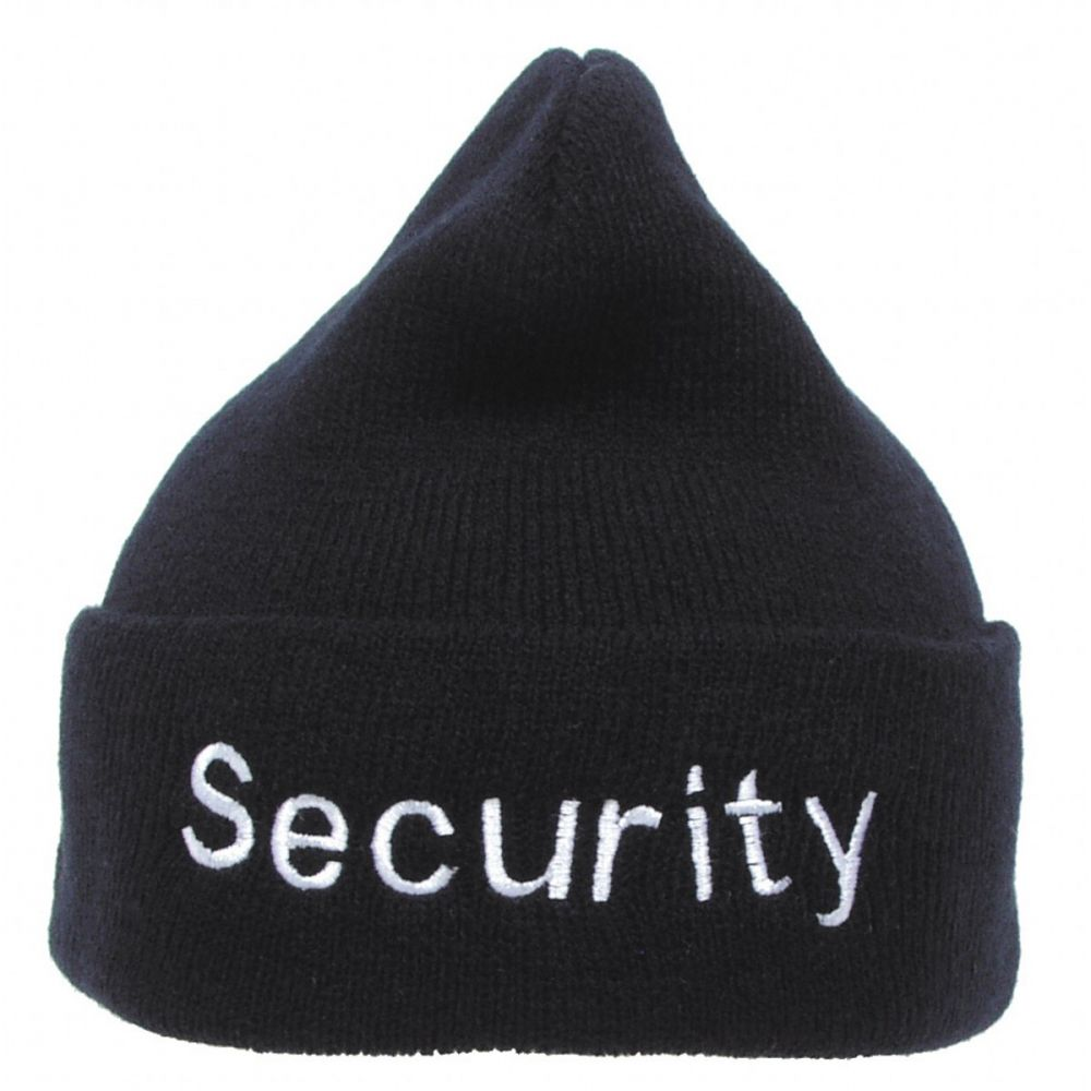 Téli sapka security felirattal - tereptarka.hu - Tereptarka.hu ... 128b49abe5