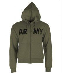kapucnis army  pulóver - tereptarka.hu - pulóverek