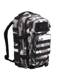 fekete taktikai Mil-Tec hátizsák - tereptarka.hu