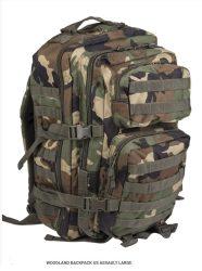 woodland mil-tec hátizsák 36L - tereptarka.hu - army shop, vadászbolt, túrabolt