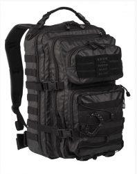 fekete taktikai Mil-Tec hátizsák - tereptarka.hu - armyshop - hátizsákok