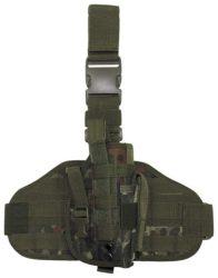 Combra rögzíthető pisztolytáska