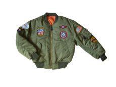 gyerek pilóta dzseki - tereptarka.hu - armyshop