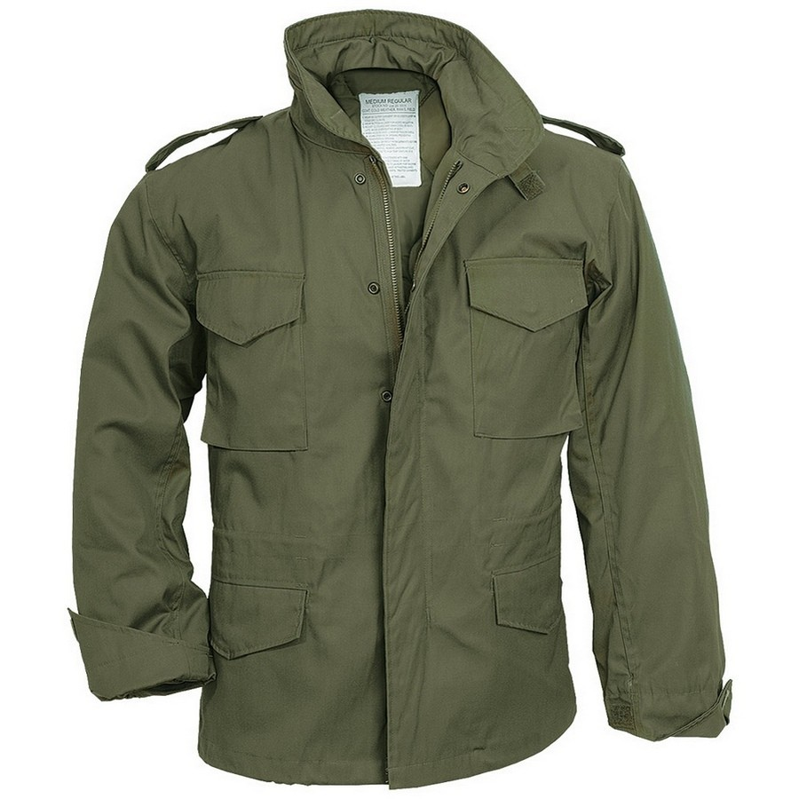 zöld M65 kabát - tereptarka.hu - army shop 1e3f932e96
