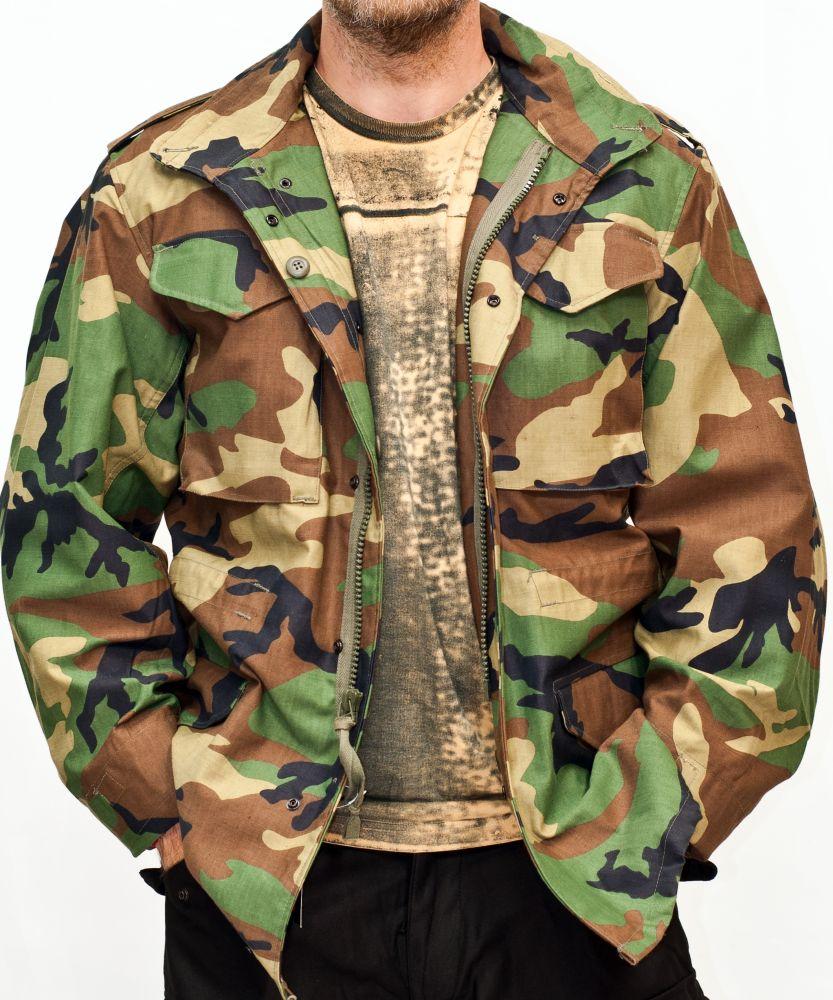 0627c9228fea Woodland terepmintás kabát - Army shop