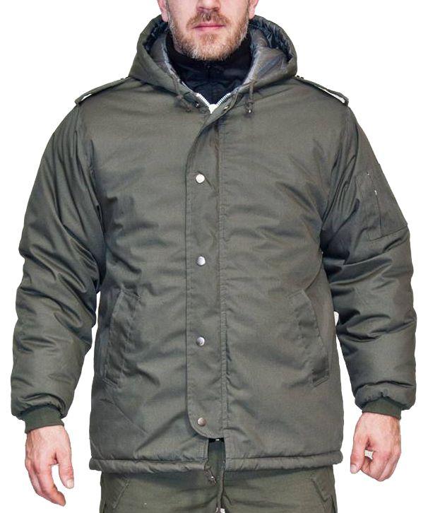 kapucnis téli kabát - Army shop bbe28f0969