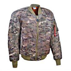Kék MA1 bomber dzseki - tereptarka.hu - army shop