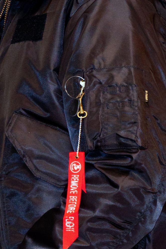 fekete CWU szőrmegalléros férfi kabát - Tereptarka.hu - army shop ... 8e17bf5429