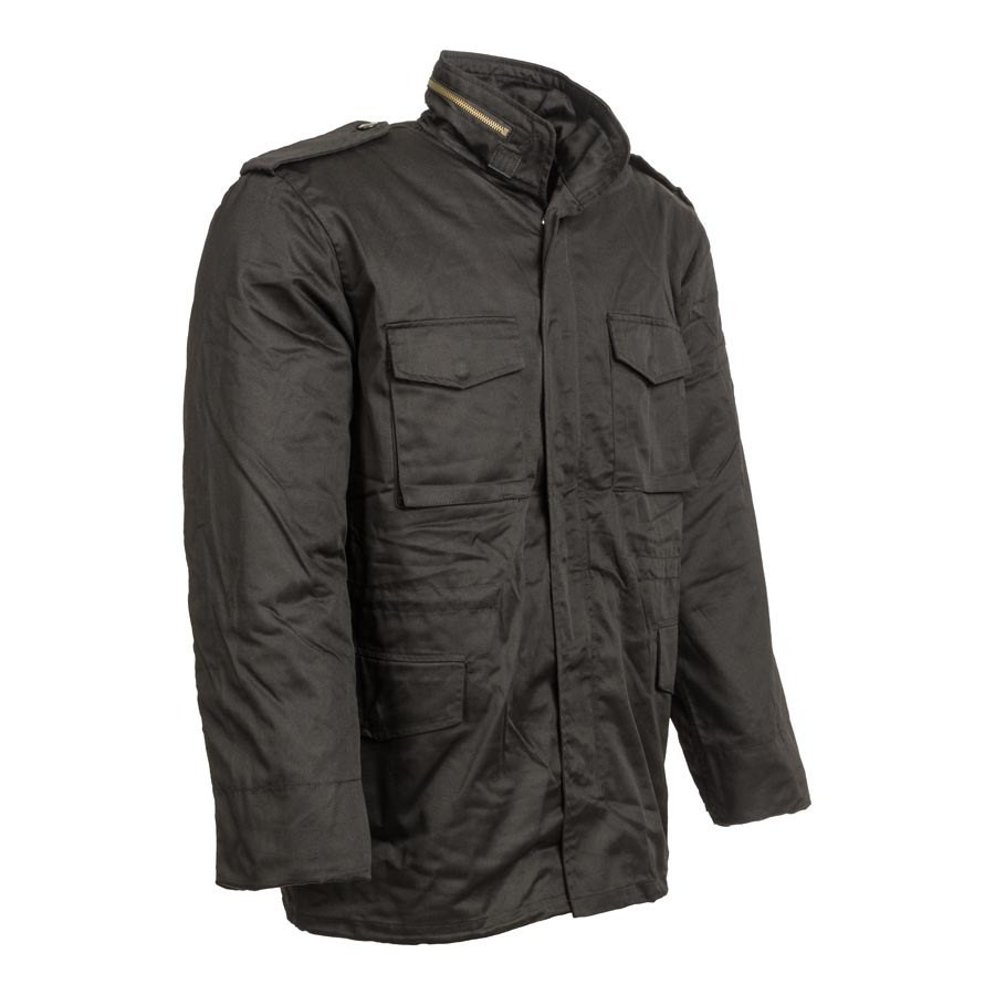 fekete m65 kabát - tereptarka.hu - army shop - military shop 742a3074db
