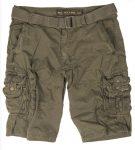 MIL-TEC-zöld rövidnadrág - tereptarka.hu - shortok, rövidnadrágok