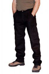 fekete gurkha nadrág
