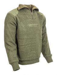 kifordíthatós kötött pulóver