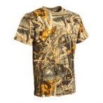terepszinű póló