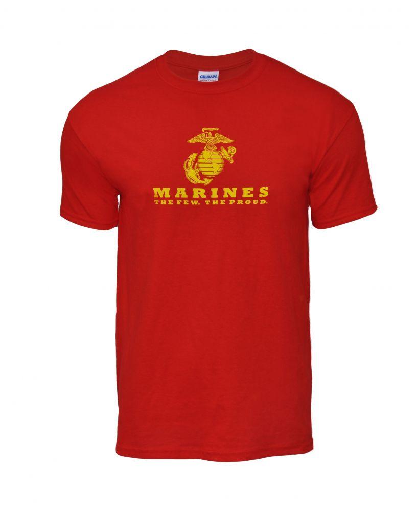 piros pamut póló - Tereptarka.hu - army shop 9b220b1e30