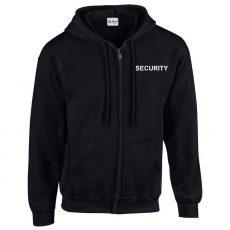 security felirtatú kapucnis pulóver - tereptarka.hu - armyshop - pulóverek
