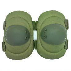 zöld taktikai könyökvédő