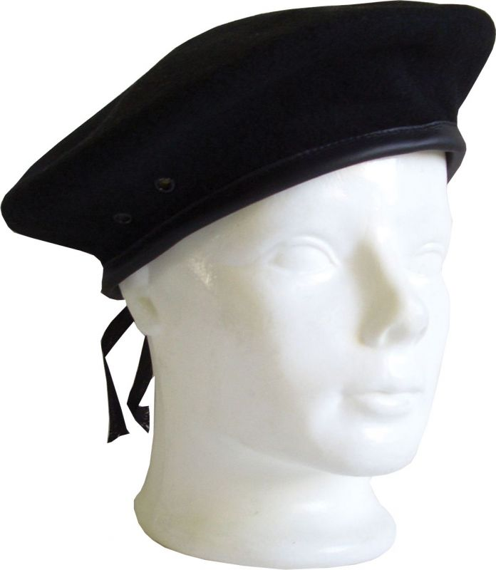 fekete barett sapka - Tereptarka.hu - army shop 8605d295e6