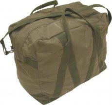 nagyméretű katonai utazó táska