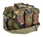 woodland terepszínű lövész táska
