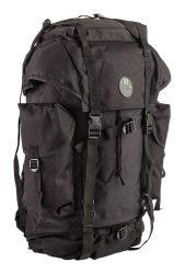 65 L fekete hátizsák