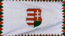 kossuth címeres magyar lobogó